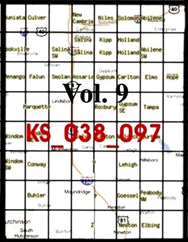 Historic Topos of Kansas Vol. 1
